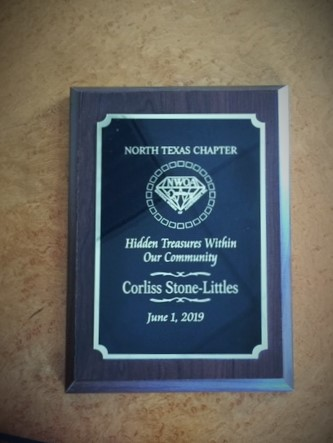 Hidden Treasure Within Our Community Plaque